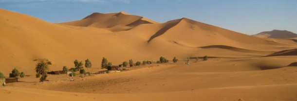Marocco Deserto